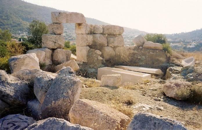Los encantos de la antigua ciudad de Salamina 2