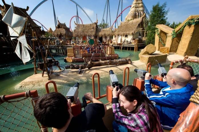 """Lo nuevo de Port Aventura: """"Angkor"""" y Cirque du Soleil 2"""