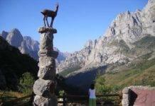 viaje en la montaña