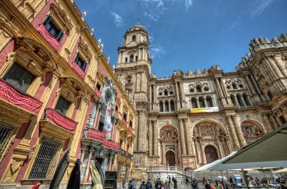 Málaga está considerada el mejor destino español