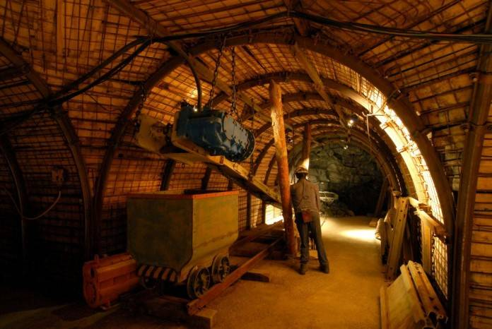 El Museo de la Minería, un paseo distinto por Castilla y León 2