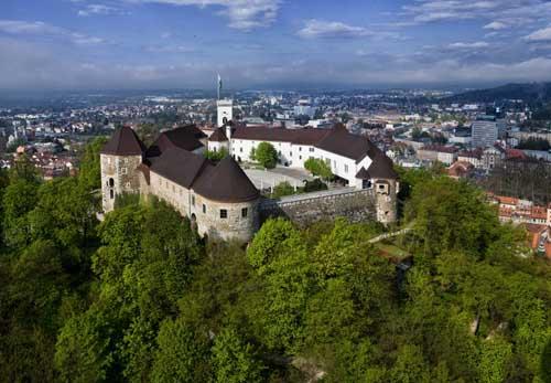 castillo-ljbuljana