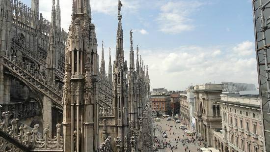 La Catedral del Duomo en Milán 2