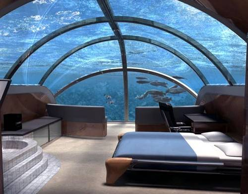 El Hotel Submarino en Cayo Largo, Florida 2