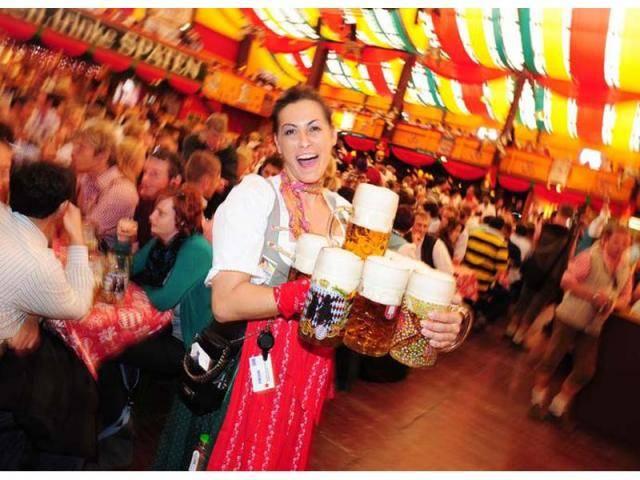 Oktoberfest Madrid en septiembre 2
