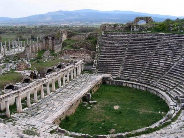 Bursa-Cumalikizik y Pérgamo son Patrimonio de la Humanidad 2