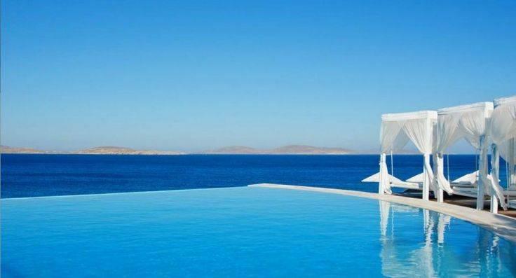 Los 10 hoteles con playa privada más impresionantes 1