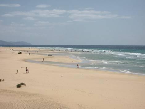 La belleza de la Playa de Sotavento 2
