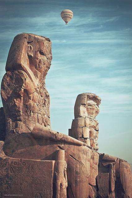 Un paseo por el más allá, en Egipto 2
