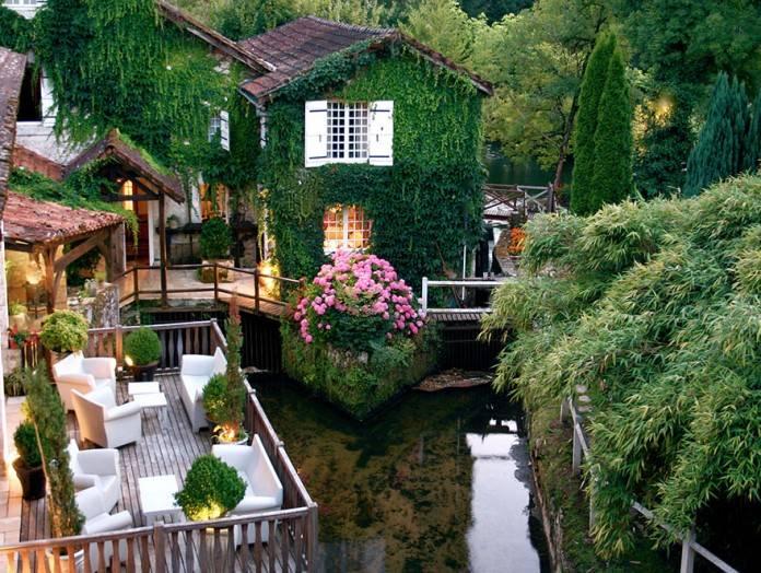 Hotel Moulin du Roc, en Francia ¡un lugar par enamorados! 2