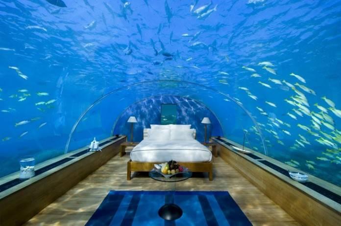 2 increíbles hoteles bajo el agua ¡para soñar! 2