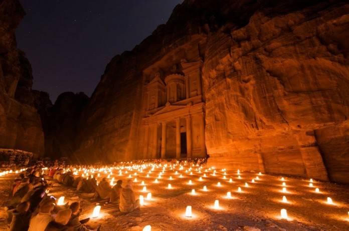 Petra, la ciudad de piedra de los nabateos 2