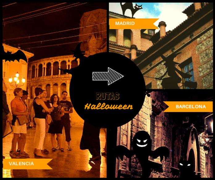3 rutas de Halloween terroríficas en Madrid, Barcelona y Valencia con Zizerones 2