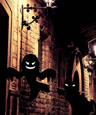 Ruta de Halloween en Barcelona 1