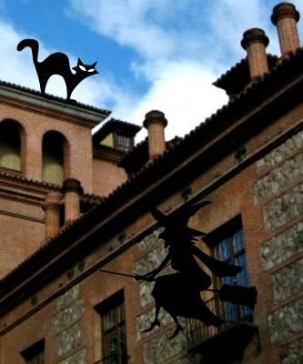 Ruta de Halloween en Madrid 1