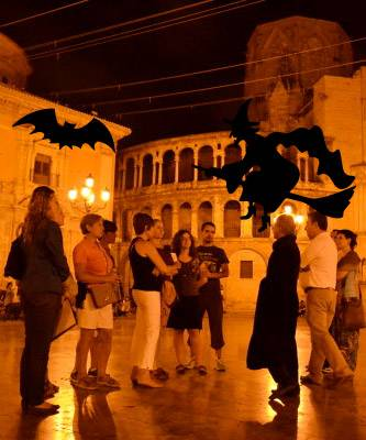 Ruta de Halloween en Valencia 1