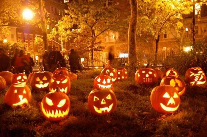 Festejos de Halloween en Nueva York 2