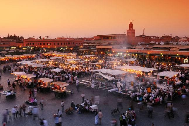 Viajes económicos, conociendo Marrakech 2