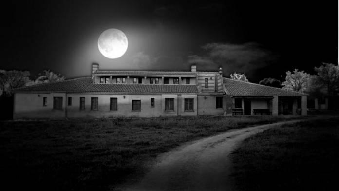 Festejos de Halloween, hoteles de terror en España 2