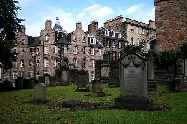 4 rutas terroríficas en Edimburgo para celebrar Halloween