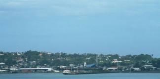 Puerto Limón en Costa Rica