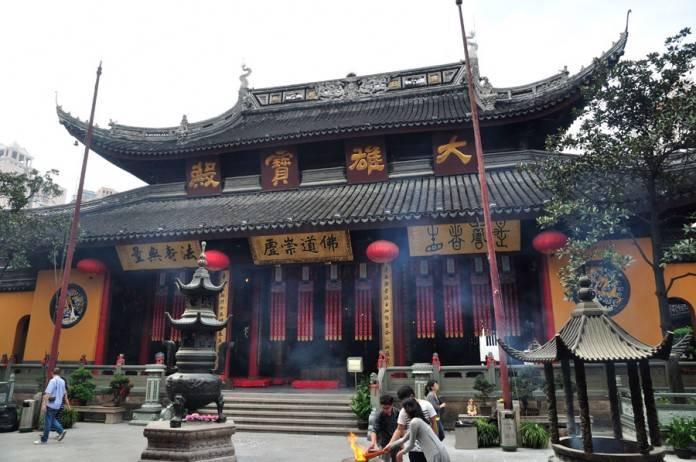 Los mejores templos budistas en China 2