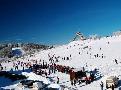 Los mejores destinos para deportes de invierno en Europa 2
