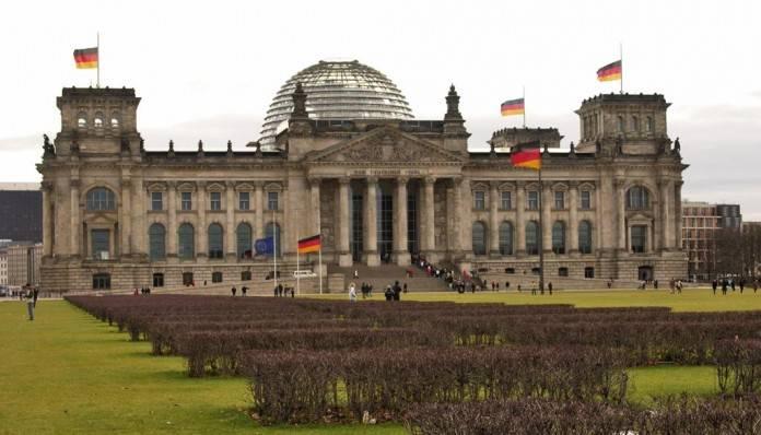 El edificio del Reichstag, simbólo de Berlín 2