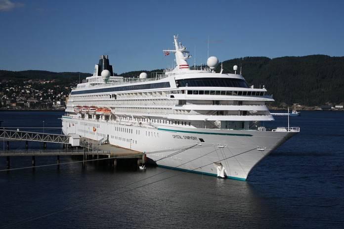 Mar Báltico y la experiencia a bordo del Crystal Symphony 2