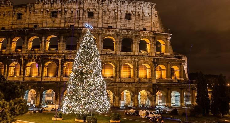 destino para navidad 1 - roma