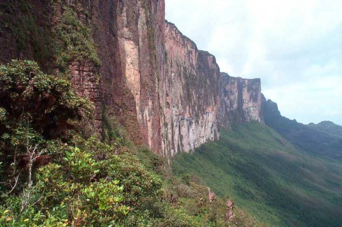 Monte Roraima, destinos increíbles para 2015 2