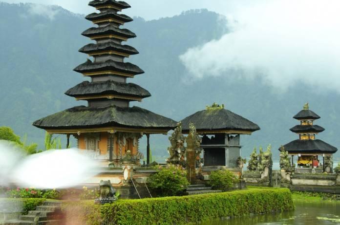 Pura Ulun Danu en Bali 2