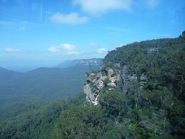 Montañas Azules en Australia 2