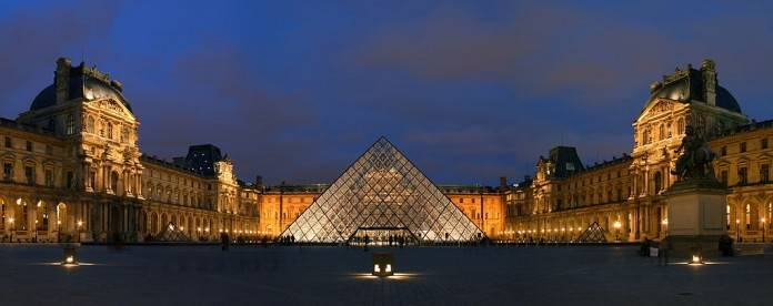 El Museo del Louvre es el más visitado del mundo 2