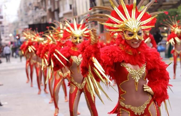 Carnaval de Águilas, las mejores fiestas de España 2