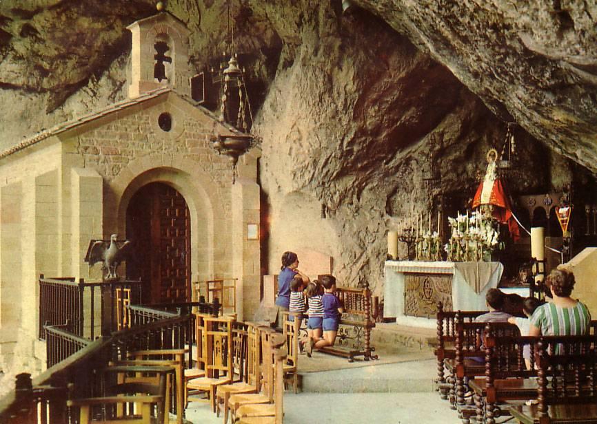 destinos más románticos - covadonga en Asturias