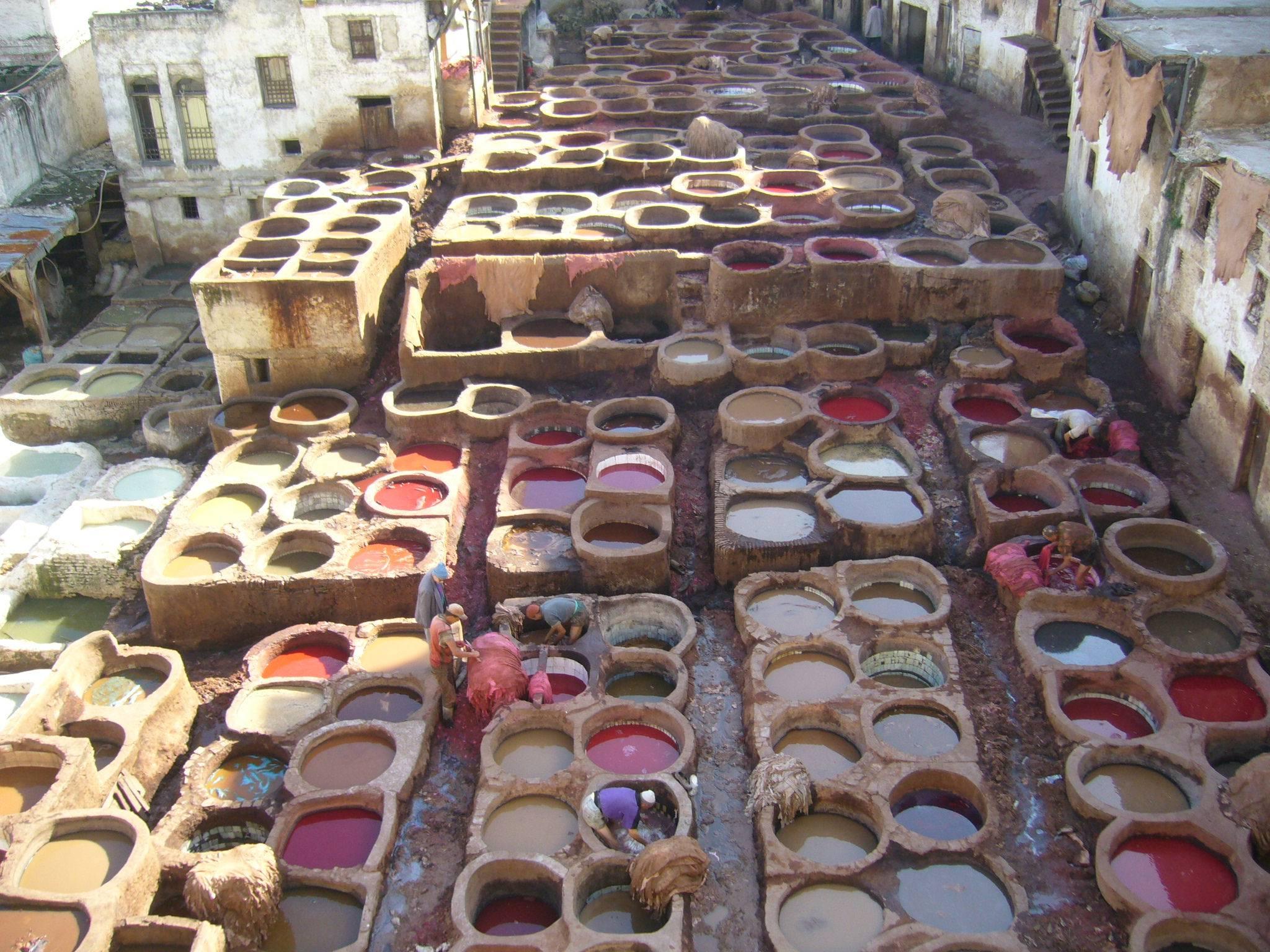 destinos más románticos - fez - marruecos