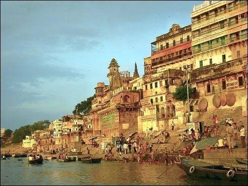 Lugares que te cambiarán la vida, Varanasi 2