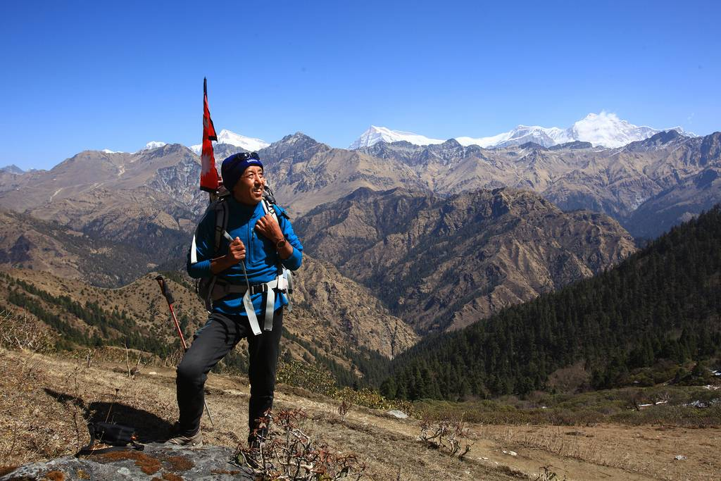 Fuente:  Great Himalaya Trail