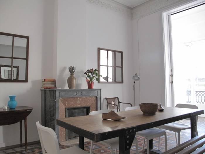 apartamento modernista salon