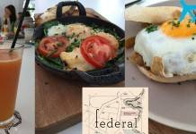 Brunch en Federal Café Madrid