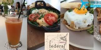 Brunch en Federal Café Madrid