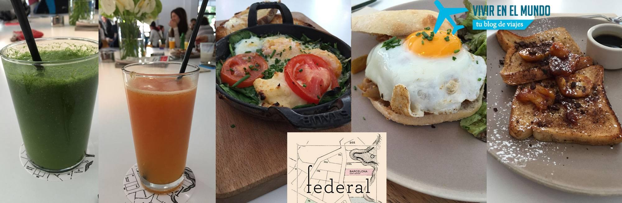Brunch con sabor australiano en Federal Café Madrid