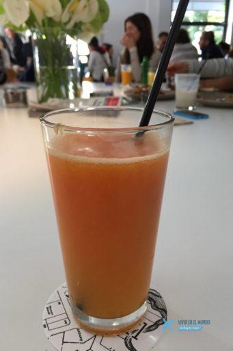 Brunch con sabor australiano en Federal Café Madrid 2