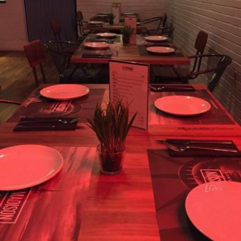La 5ª con Madison. Food, Drinks & Friends en Madrid 2