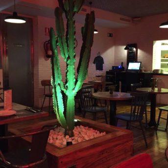 La 5ª con Madison. Food, Drinks & Friends en Madrid 1