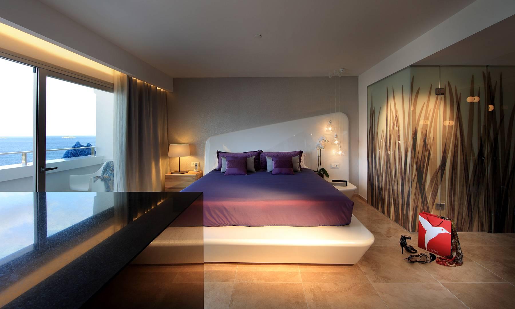 hoteles en Ibiza como el Ushuaia beach hotel