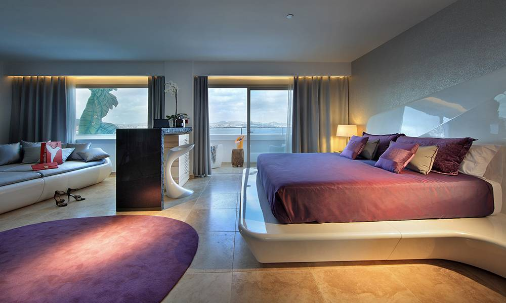 hoteles en Ibiza de alta calidad