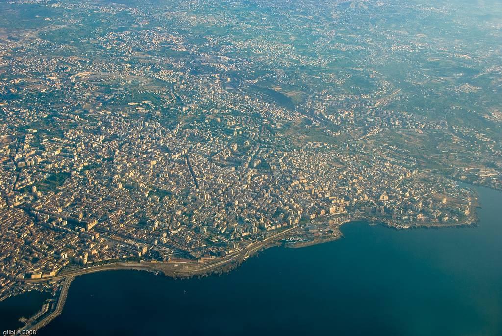 La ciudad de Catania es la segunda en tamaño de Sicilia