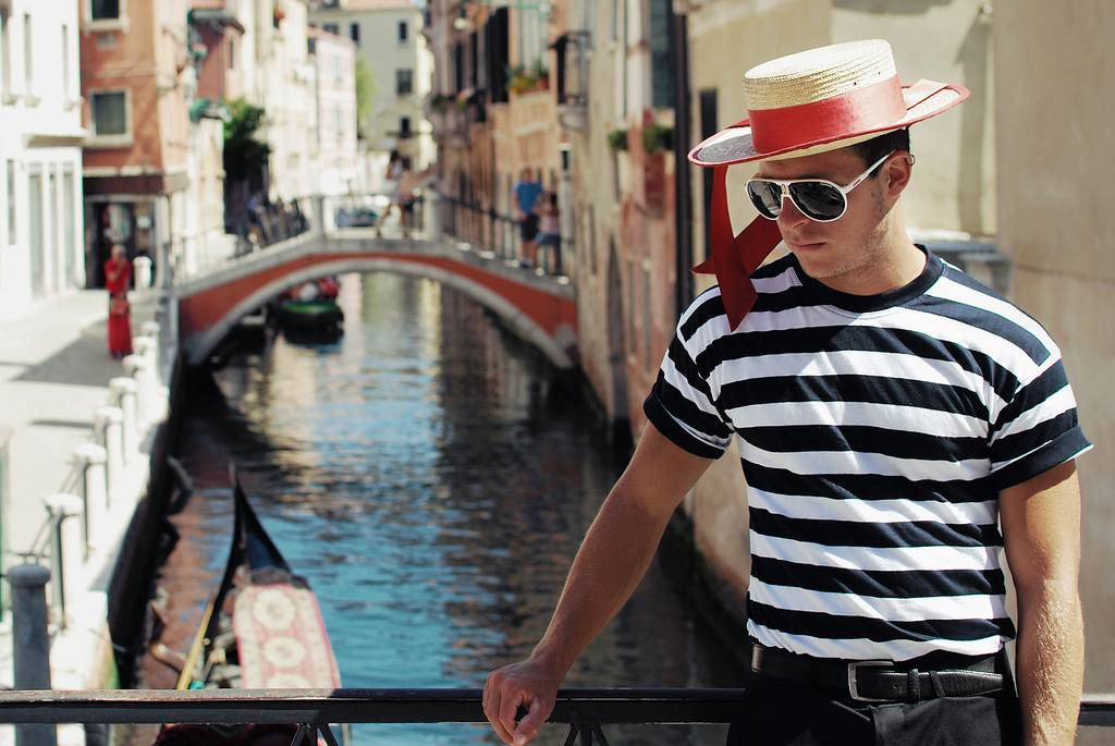 Disfruta de Italia
